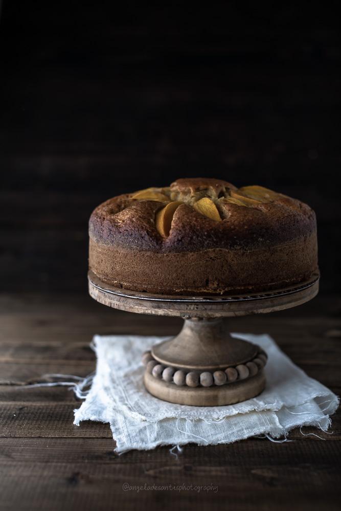 torta-ai-cachi-e-mandorle-17-1blog