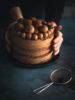 Layer cake al cioccolato