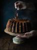 Zebra bundt cake zucca e cacao